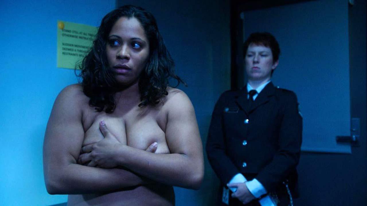 Lehrerin strippt