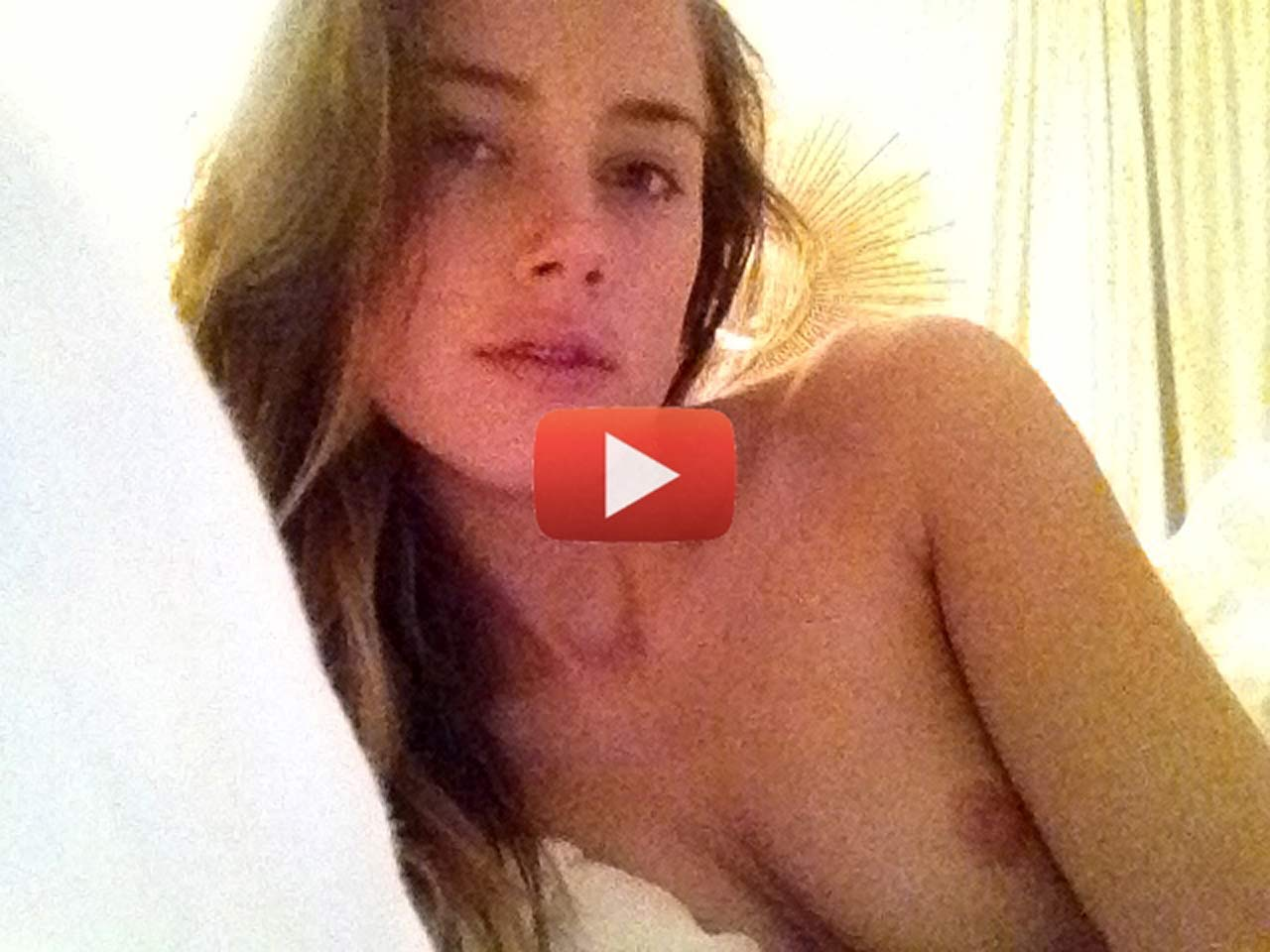 Amber Heard Nue amber heard lingerie scene from 'london fields' - scandalpost