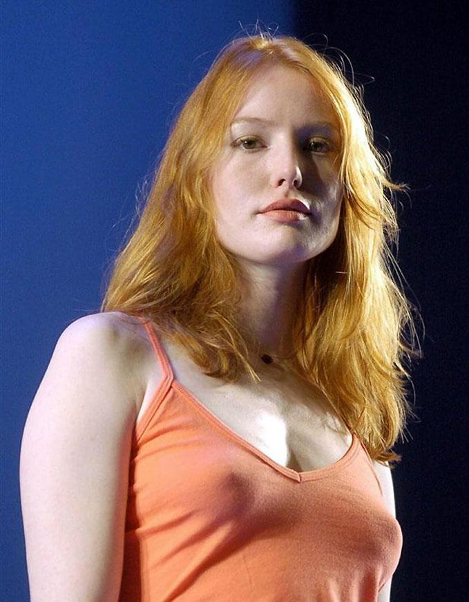 Nackt Alicia Hannah  Alicia Hannah