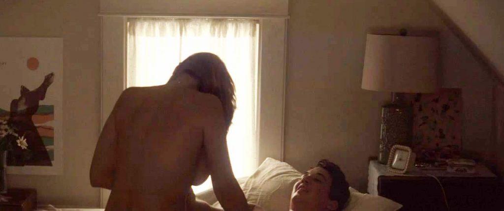 Brie Larson naked sex