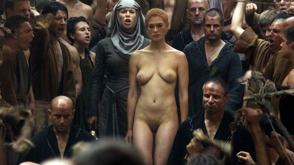 lena headey nude pussy and breasts