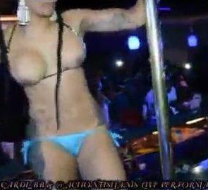 Cardi B naked