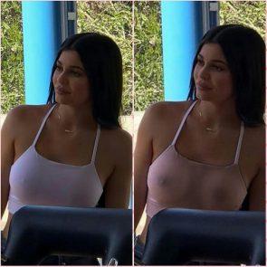 Kylie Jenner xray tits