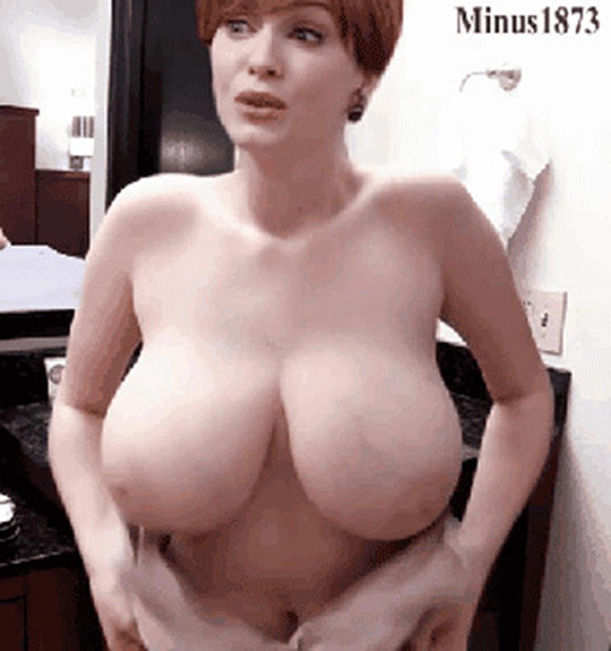 Christina hendricks ever been nude