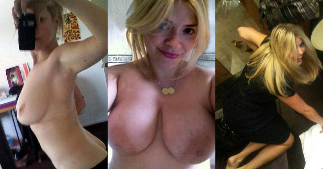 Holly willoughby nude