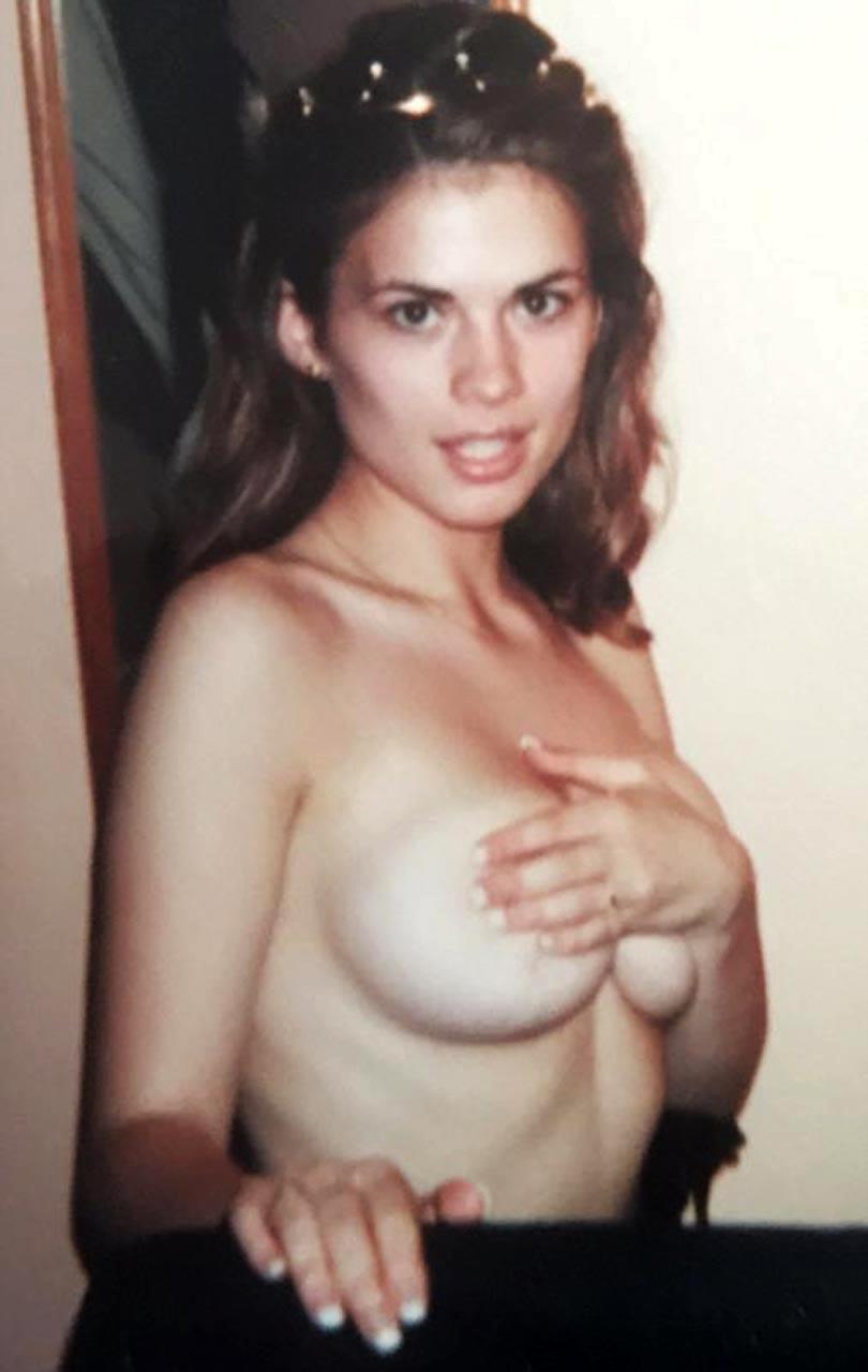 Has hayley atwell been nude