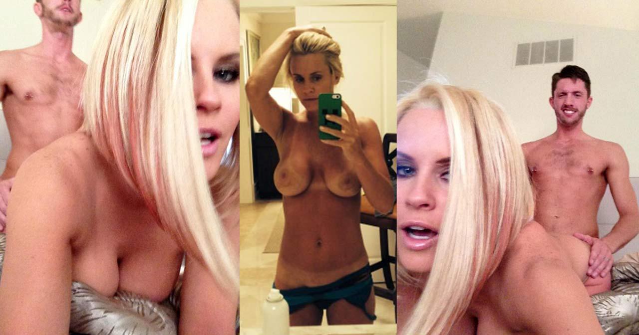 Jenny mccarthy leaked pics