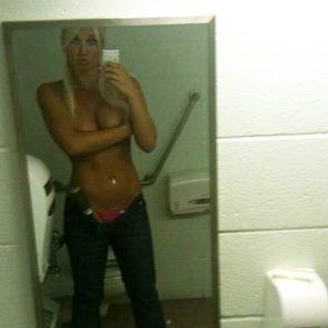 Brooke Hogan naked