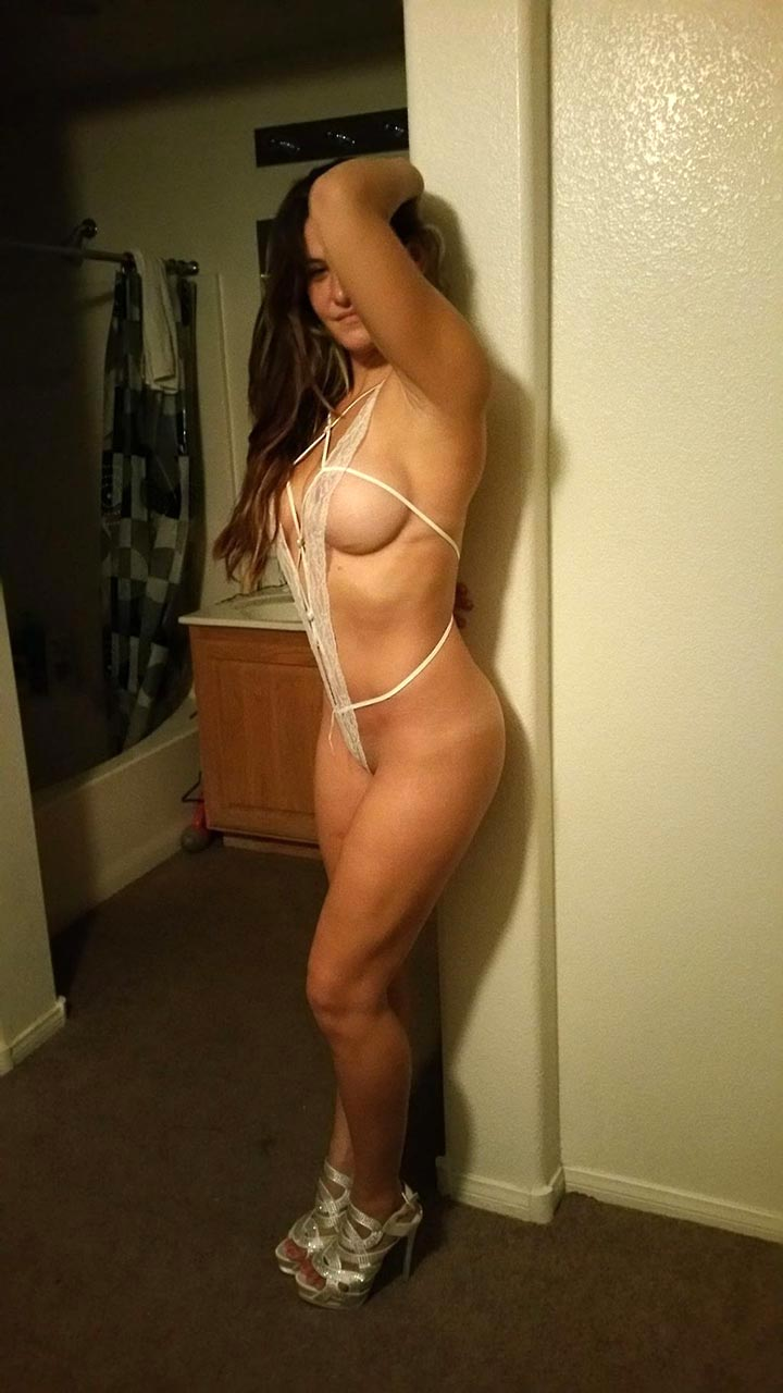 Official Miesha Cupcake Tate Modeling Pictures