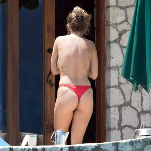 rita ora topless and fat ass