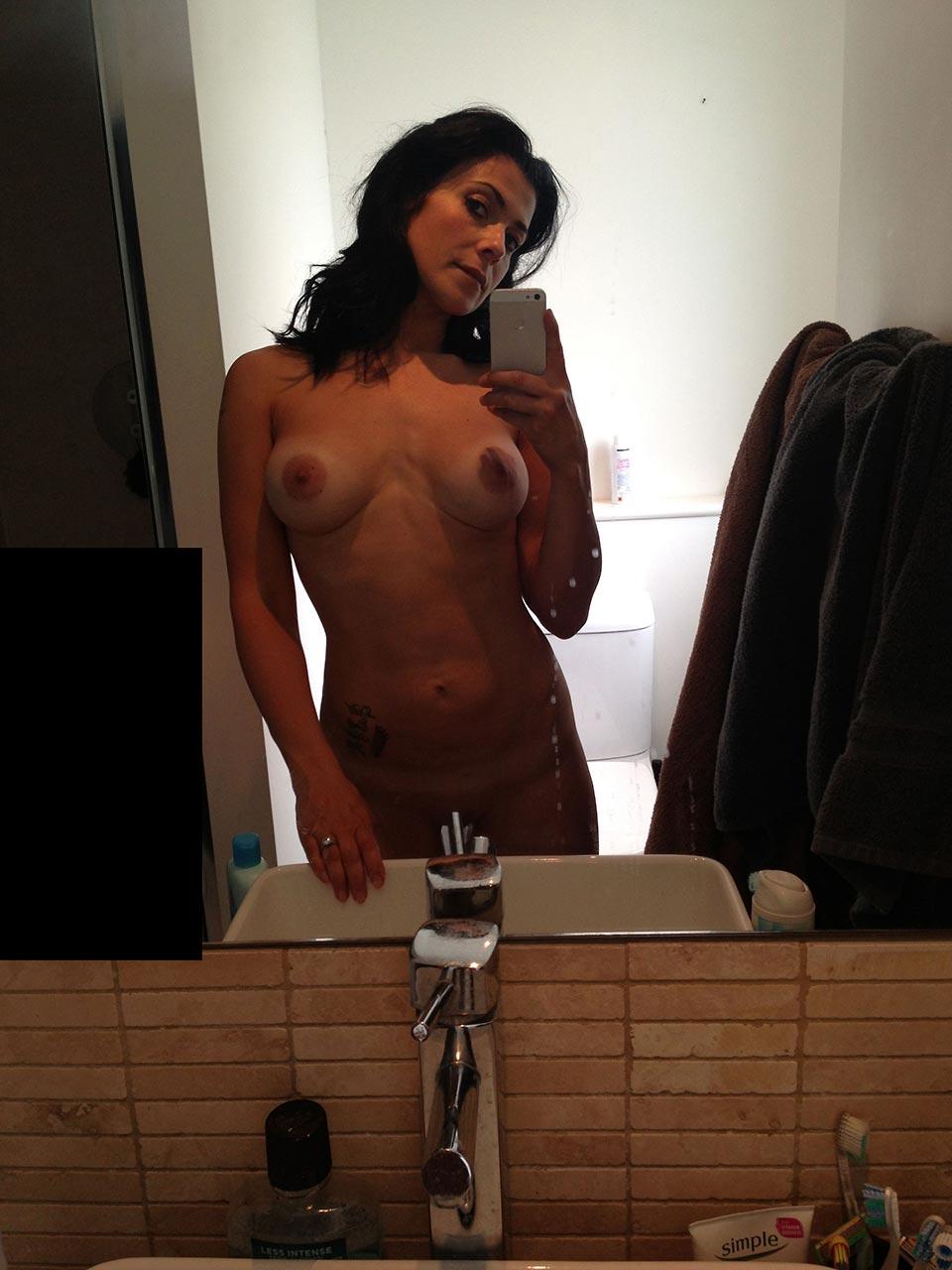 Kym Marsh naked boobs