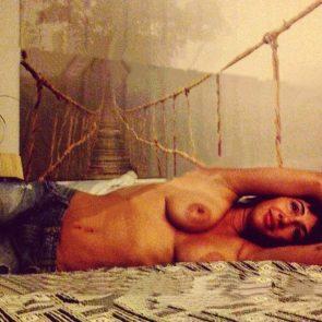 Jackie Cruz naked tits on leaked pic