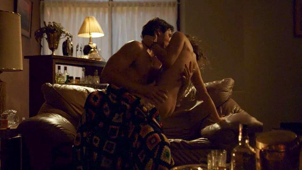 Adria Arjona naked sex scene