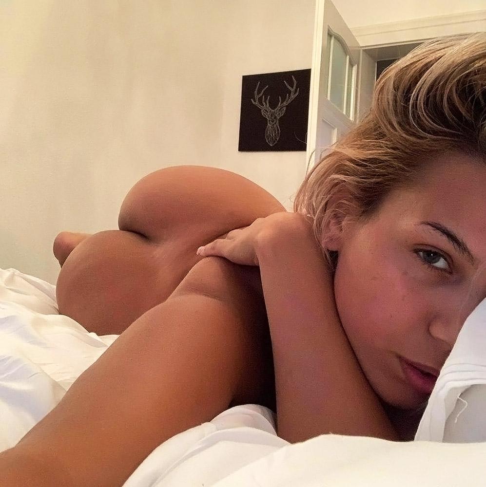 Amirah Dyme naked ass