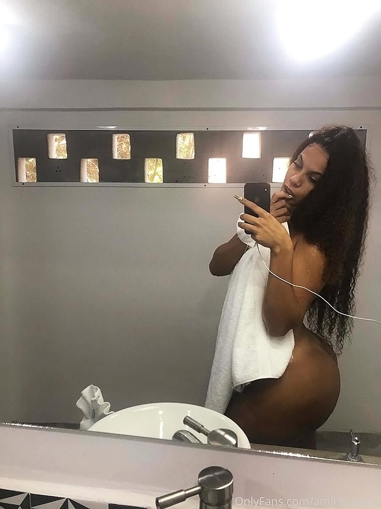 Amirah Dyme nude ass