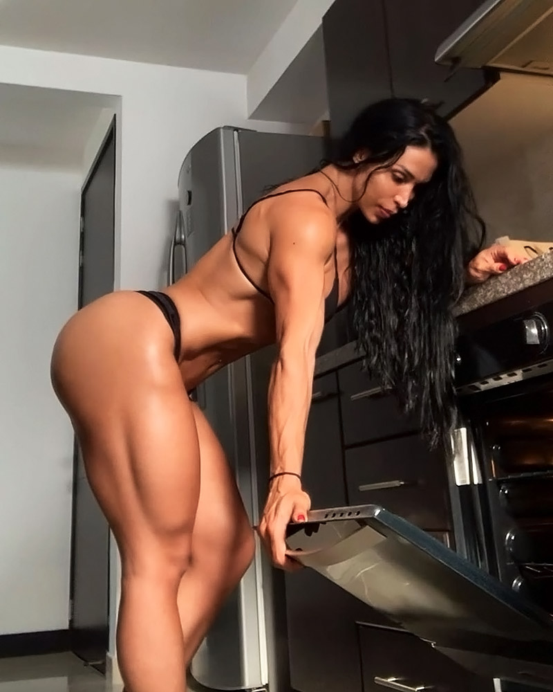 Ana Cozar Nude ana cozar naked pics & workout video leaked - scandalpost