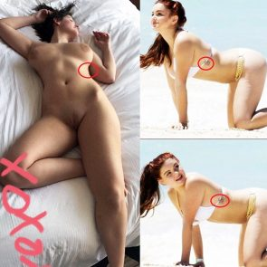 Ariel Winter nude pussy and tits