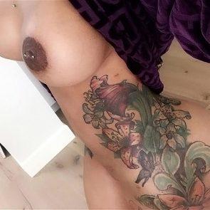 Blac Chyna naked