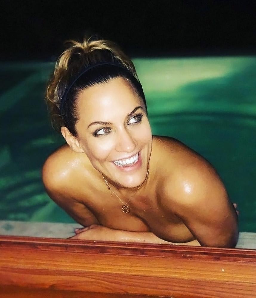 Caroline Flack nude