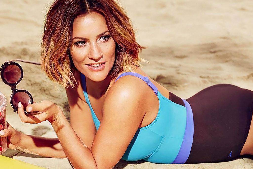 Caroline Flack hot
