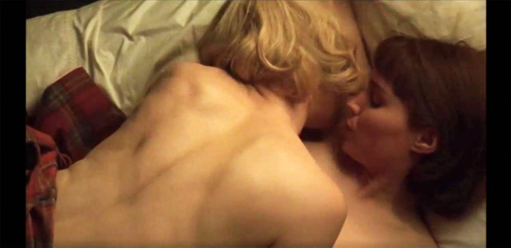 Cate Blanchett naked lesbo action