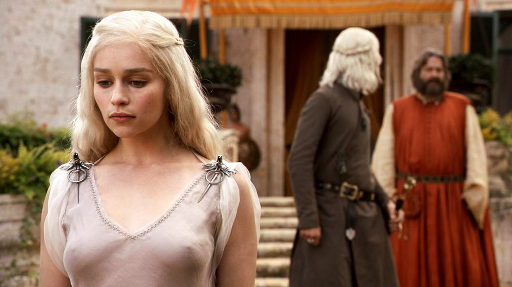 Emilia Clarke see thru