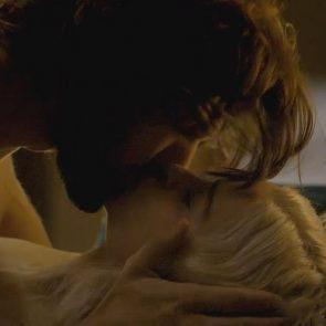 Emilia Clarke having passionate sex