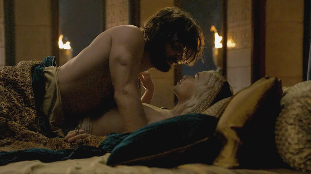 Emilia Clarke sex in got