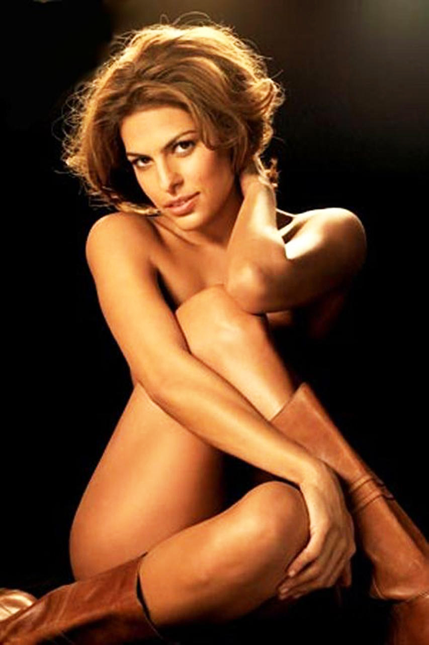 eva mendes all naked