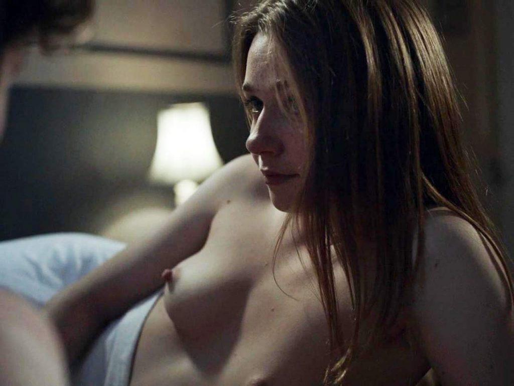 Jessica Barden naked boobs