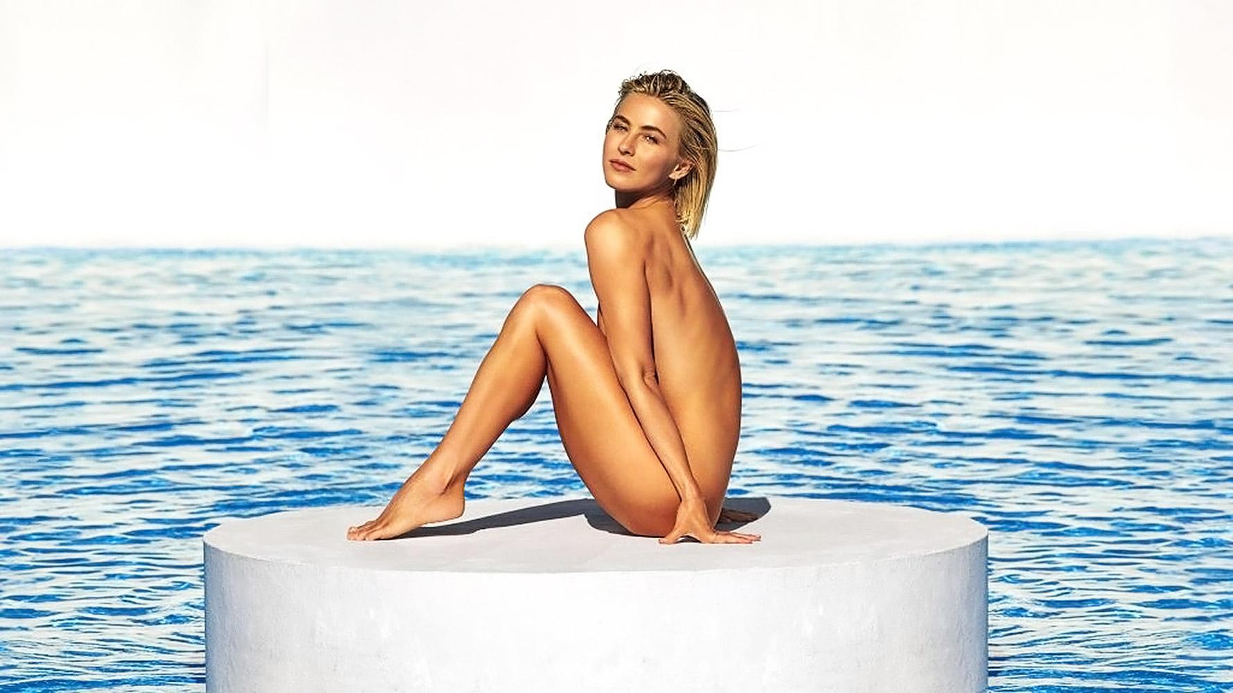 Julianne Hough Nude Naked