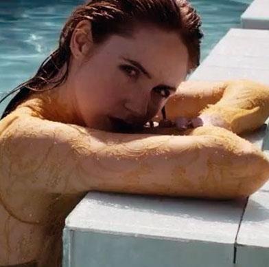 Karen Gillan naked