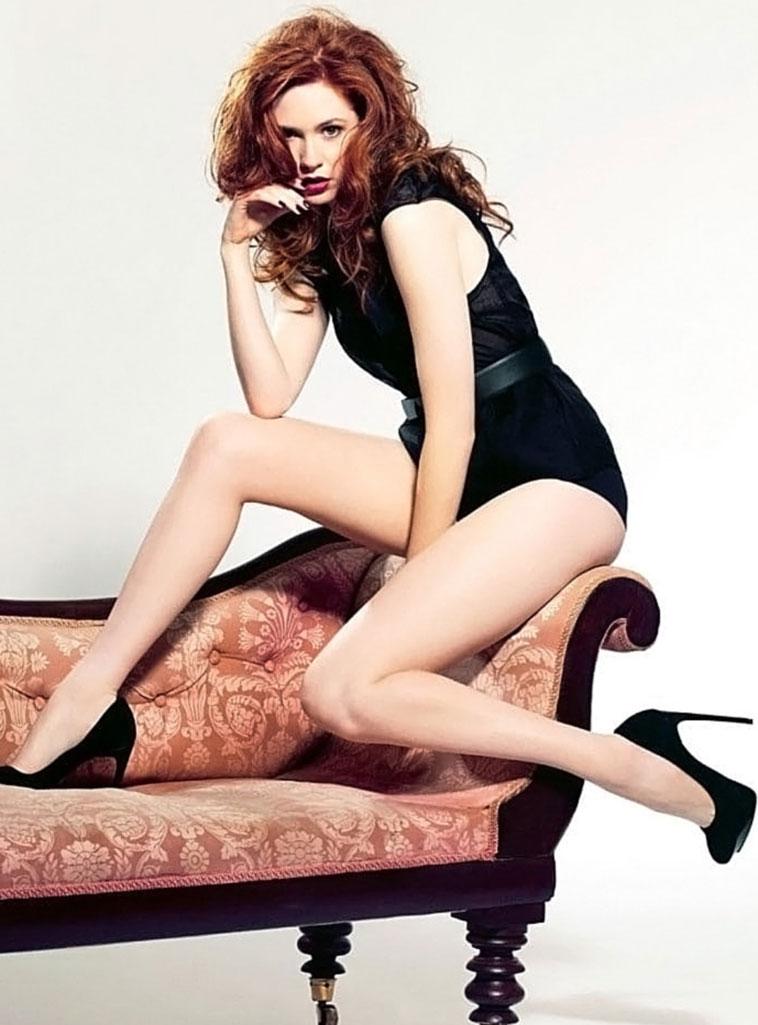 Karen Gillan legs