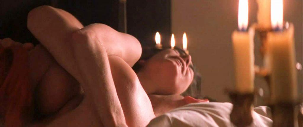 Laura San Giacomo naked sex scene