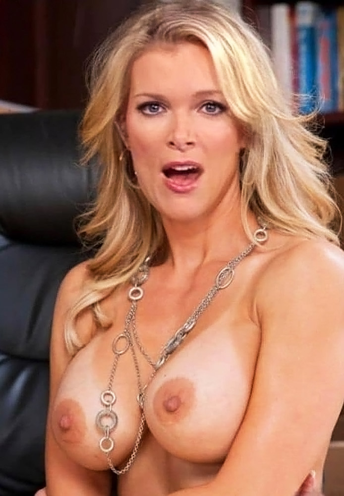 Megyn Kelly naked boobs