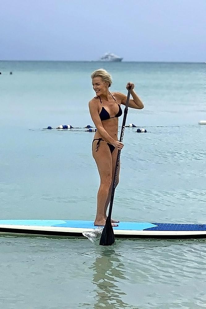 sexy Megyn Kelly bikini