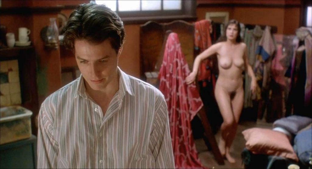 Pamela Rabe naked pussy and tits