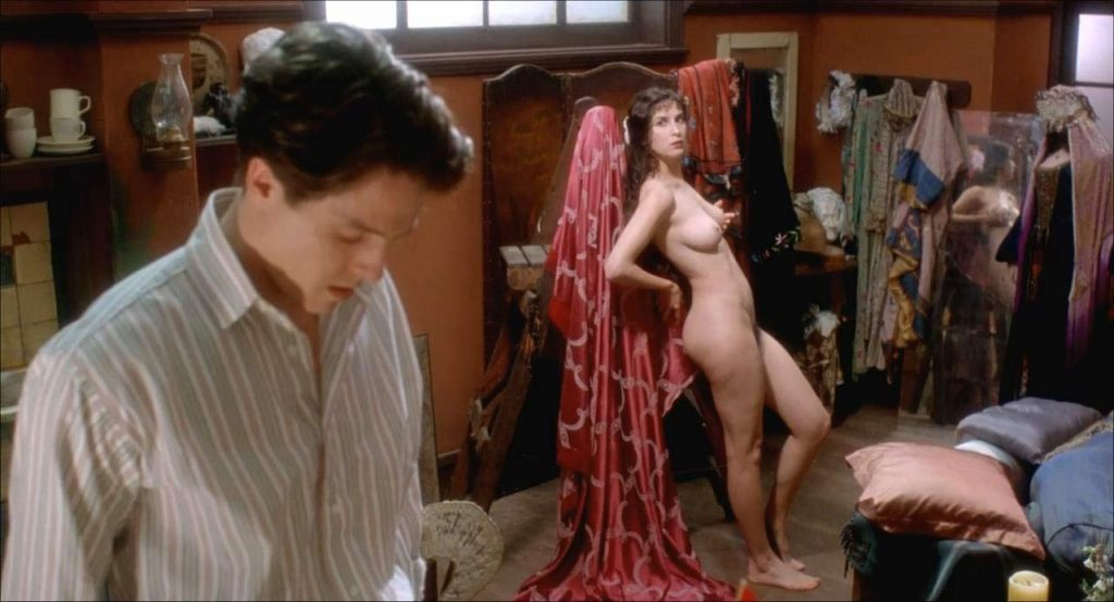 Pamela Rabe naked boobs