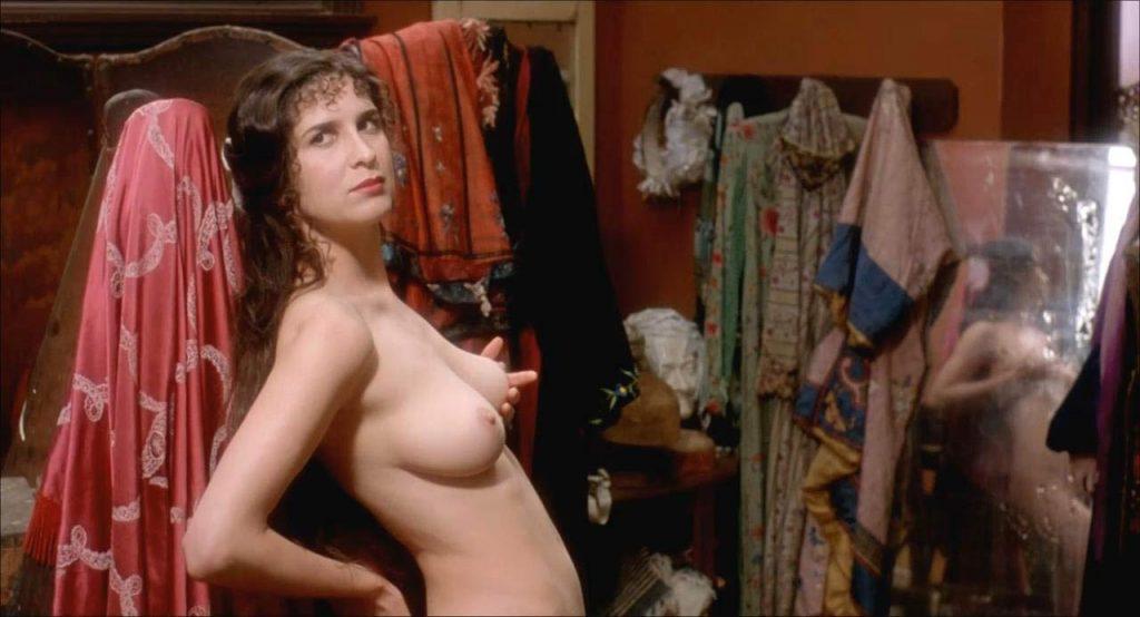 Pamela Rabe naked tits