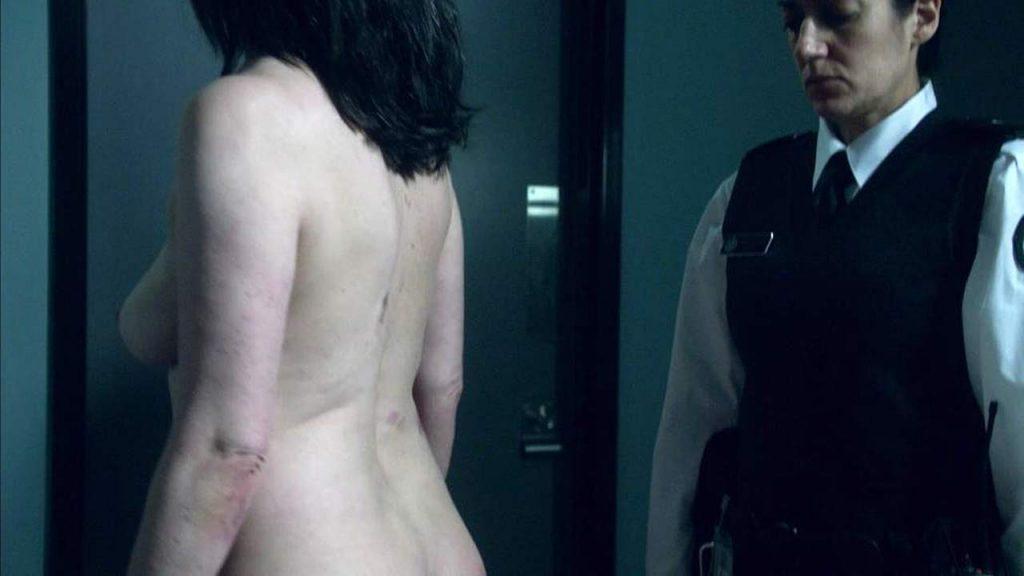 Pamela Rabe nude ass