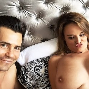 Rhian Sugden leaked naked pic