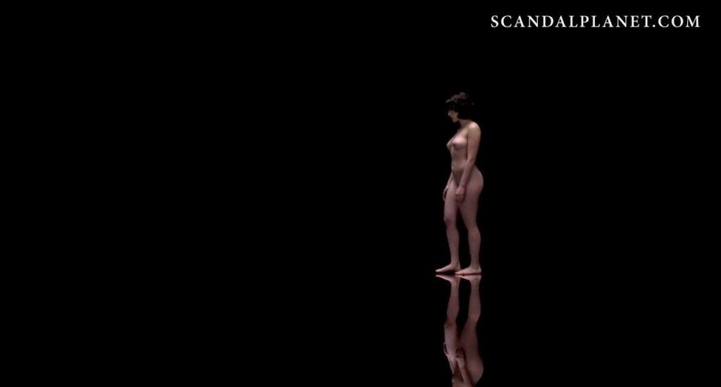 Scarlett Johansson in UNDER THE SKIN nude