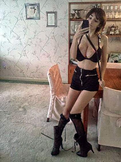 Abigail Shapiro nude