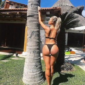 Anastasia Karanikolaou naked ass
