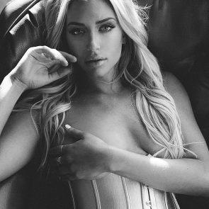 Anastasia Karanikolaou topless