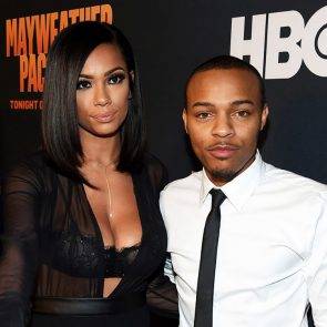 Erica Mena sexy with bow wow
