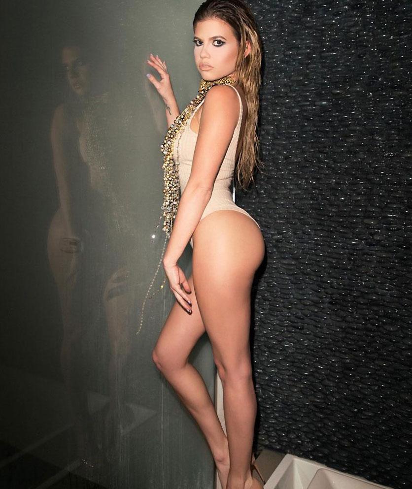 Chanel West Coast nude