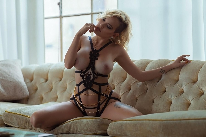 Darshelle Stevens Nude Patreon