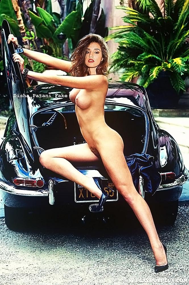 Disha Patani naked boobs