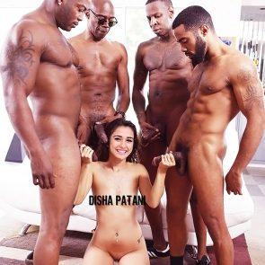 Disha Patani naked fakes